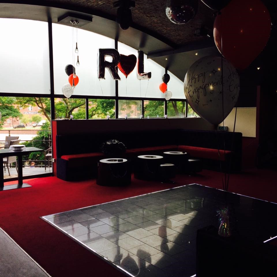 Barca Manchester Room Hire